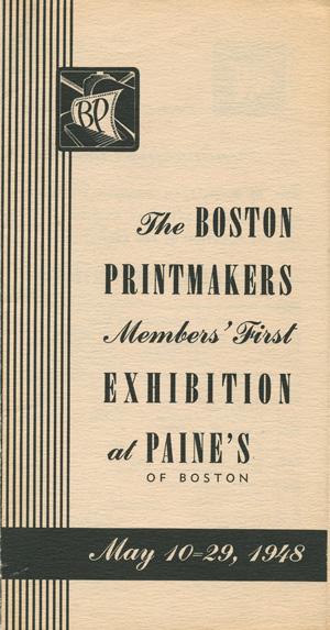 Invite First Show 1948