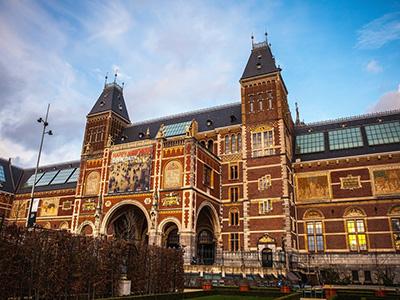 Amsterdam, 2019